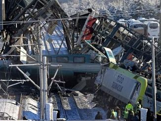 9a raised in high speed train crash last minute