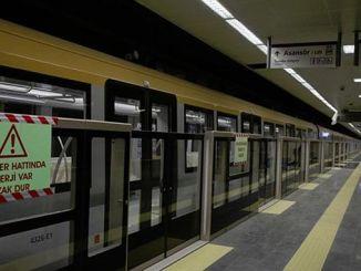 surucusuz metro kapi ikaz isiklari ne anlama geliyor