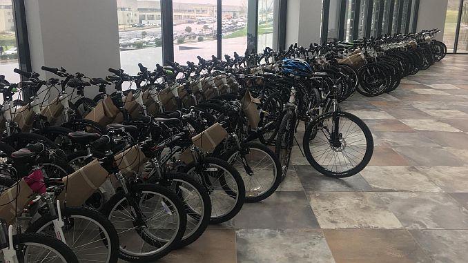 Пронајдени се победници на велосипеди за 300 во торон