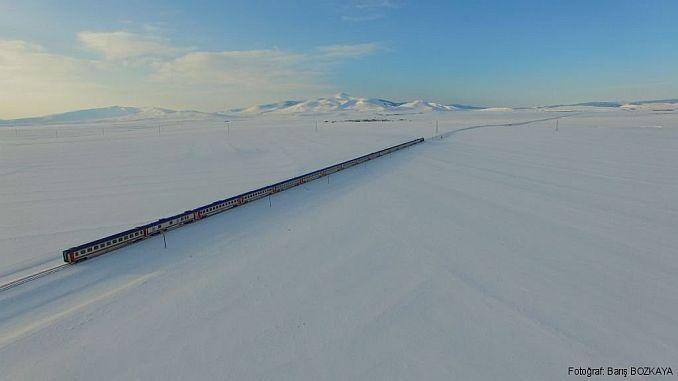 The most beautiful railway routes turkiyenin