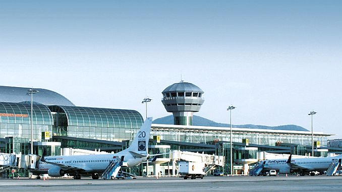adnan menderes airport renewal of facilities that can not be applied to earthquake
