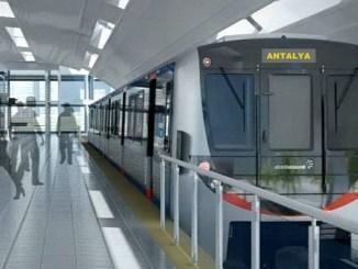 baskan turelin hedefinde 25 kilometrelik metro hatti var