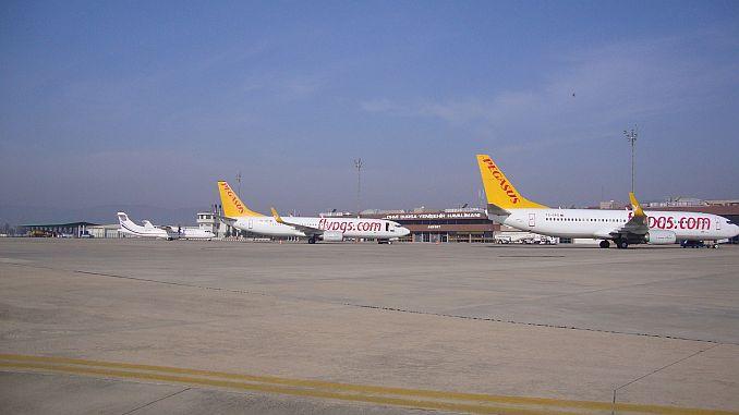 Bursa Air Transportation Şırnak and Iğdır even remained behind