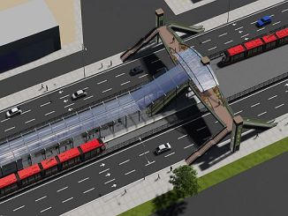 bursa t2 will be integrated with tramway rail systems