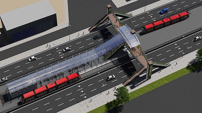 bursa t2 tramvay hatti rayli sistemlerle entegre olacak