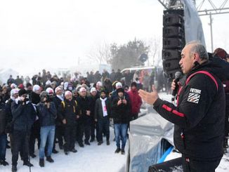 big interest in cambasi snow festival