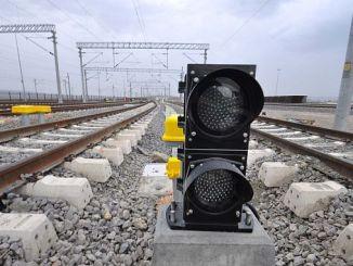 οδικής σηματοδότησης και τηλεπικοινωνιακού έργου για τη γραμμή cerkezkoy halkali