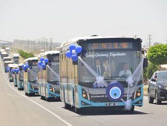 diyarbakir signed important services in big city transportation