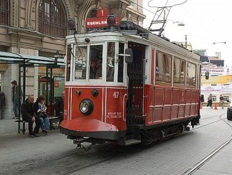 esenler nostalgic tram project presented to Istanbul governorship