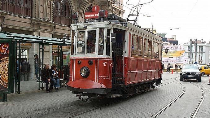 esenler nostaljik tramvay projesi istanbul valiligine sunuldu