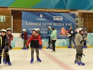 ibbnin karneni getir buzda kay etkinligine yogun ilgi