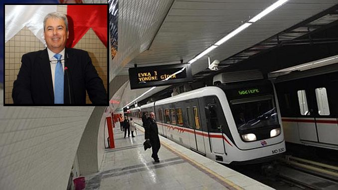 the strike phase in izmir subway brought the resignation