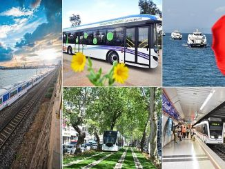 520 million passengers moved in mass transportation in Izmir