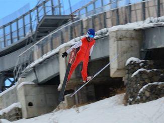 kayakla atlama a milli takimi kampa girdi