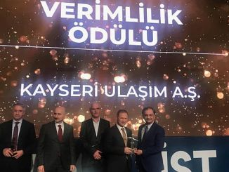 Reach the efficiency in Kayseri was the first turkey