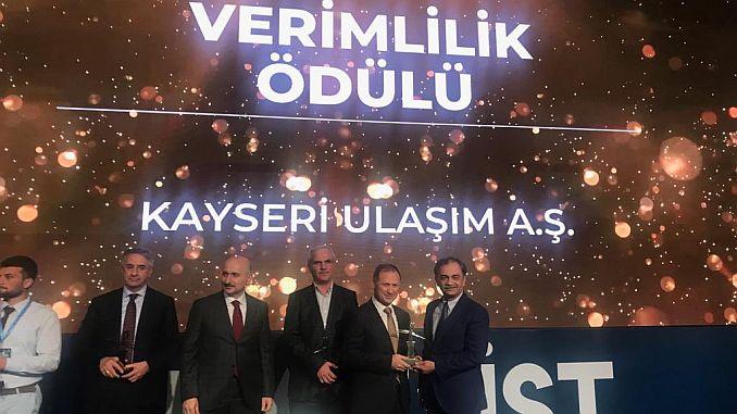 Kufikia ufanisi katika Kayseri mara Uturuki kwanza