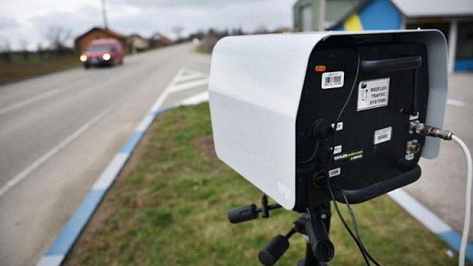 kosovada ana yollara kamerali radar sistemi kurulacak