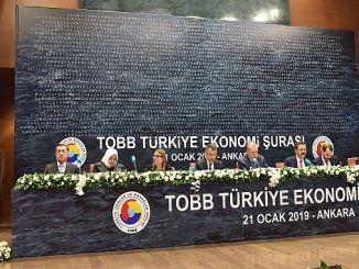 kto başçısı Gülsoy turkiye iqtisadiyyat Şurasında tələbləri izah etdi