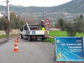 manklada 120 bin 400 traffic sign was assembled