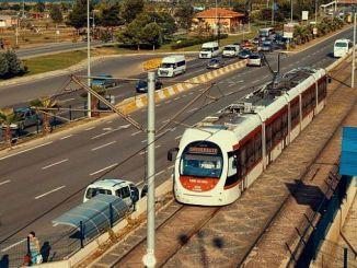 samsunda tramvay bugun ucretsiz
