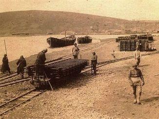 tarihi demiryolu