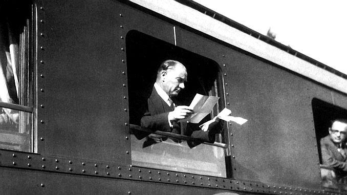 13 January 1931 ataturk malatyada 4