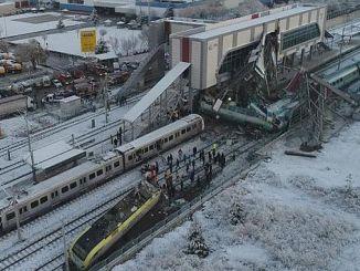 tcdd mudurune gore train yht machinists الحادث والمقص المسؤول