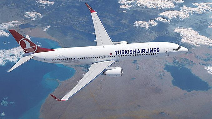 15 from the Turkish airspace arrives one second per second
