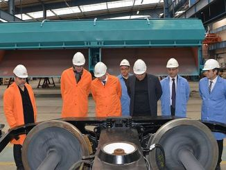 wagon brake system will be produced in Turkey