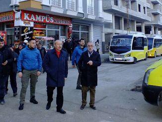 μίνι λεωφορείων και στάσεων λεωφορείων