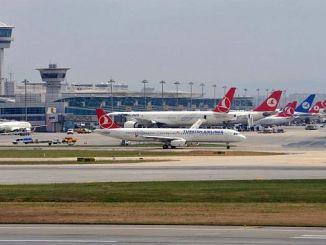 Vliegvelden in Istanboel