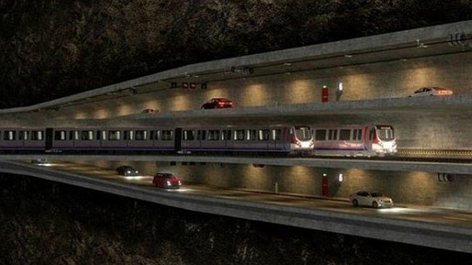 3 katli buyuk istanbul tuneli ve kanal istanbulda projeler tamam