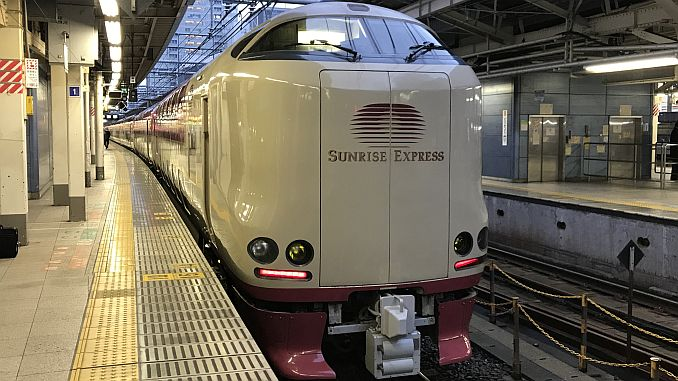Japanese Sleep Trains 10