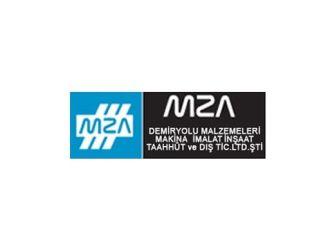 Materiales ferroviarios MZA