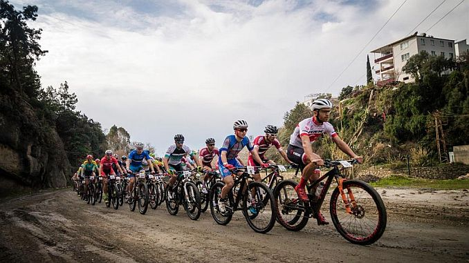 Velo Alanya Mountain Bike Semi