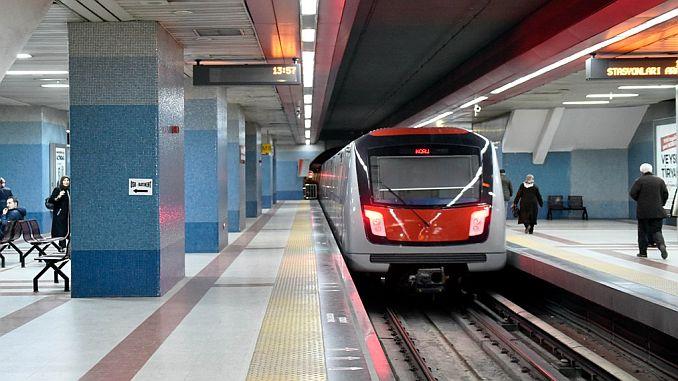 dy linja të veçanta të metrosë