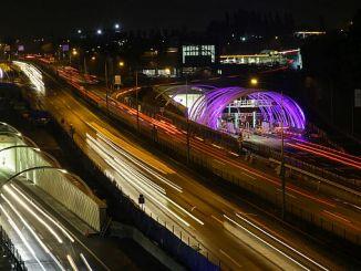 Escritura del tunel euroasiático pospuesta después de elecciones