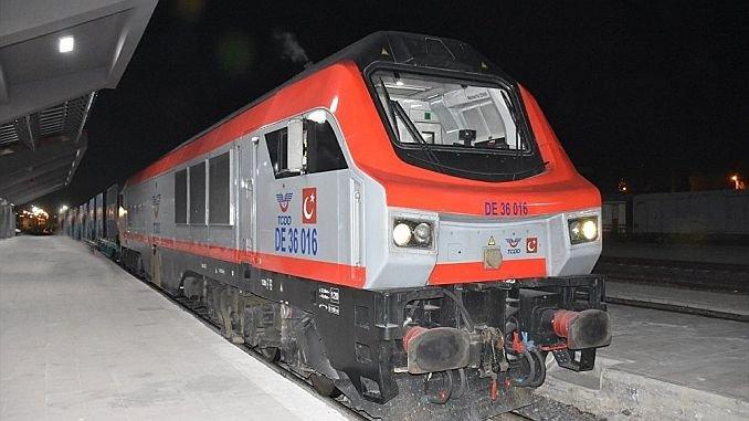 Baku Tiflis Kars railway line offers advantages