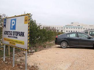 besplatno parkiralište