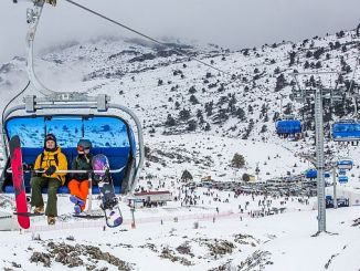 viewed most maritime ski resort