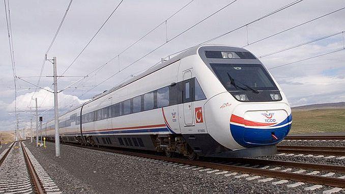 erdogan speed train line will extend up to