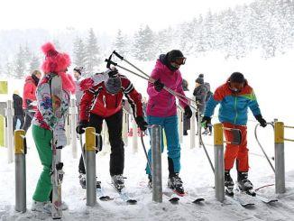 بروتوكول مهم لرياضة التزلج