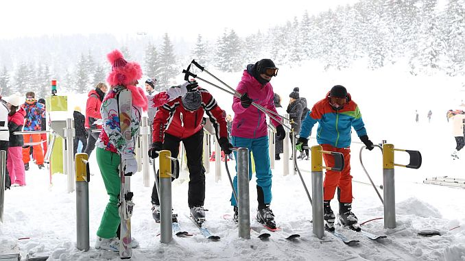 important protocol for ski sport