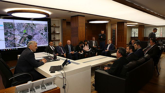 kayseri talas is coming to an end for the main rail system