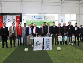 kayseri ulasim as 2019 football pitch kis football tournament ended