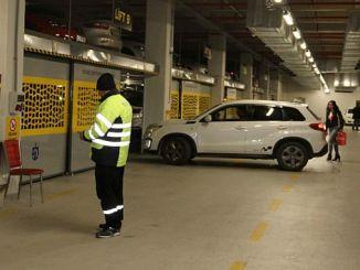 City Square car park hosts 20 thousand vehicles per month