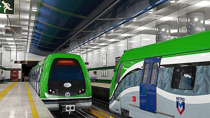 El metro de Konya ha llegado a licitarse.