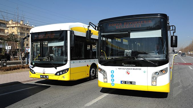 a new one has been added to the city bus lines