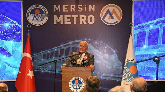 Мерсин metrosun встреча была реализована