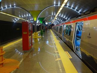 metro is increasing the quality of Istanbul stations